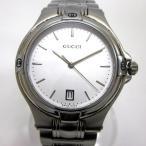 時計 グッチ GUCCI 9040M デイト付き メンズ腕時計 【中古】【あすつく】