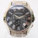 時計 エンポリオ アルマーニ AR-0673 クロノ腕時計 【中古】【あすつく】