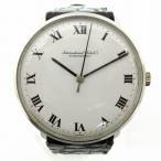 時計 IWC インターナショナルウォッチカンパニー 2401 ホワイトローマン メンズ 時計 【中古】【あすつく】