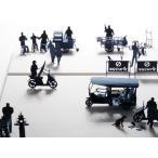 メール便発送 TERADA MOKEI 1/100建築模型用添景セット No.34 バンコク編   かみの工作所 テラダモケイ