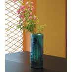 一輪挿し 花瓶 陶器 信楽焼 和モダン フラワーベース