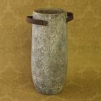 花瓶 花びん 陶器  傘立て 傘立 花器 ベース カフェ 玄関 ディスプレイ雑貨 アンティーク おしゃれ