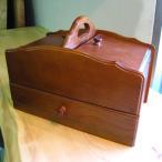 ソーイングボックス 木製 針箱 裁縫箱 おしゃれ