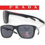 PRADA LINEA ROSSA サングラス 0PS-04OS-1BO1A1 ブラック