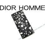DIOR HOMME ディオールオム財布 ブラック 2PEBC002-XLOH07E