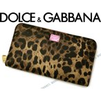 ショッピングGABBANA DOLCE&GABBANA ドルチェ&ガッバーナ 長財布 豹柄×ピンク BI0473-AM038-8K907