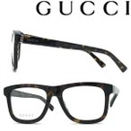 GUCCI グッチ メガネフレーム ブランド マーブルブラウン GUC-GG-0453O-006
