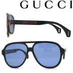 GUCCI グッチ ブルー サングラス GUC-GG-0463S-004