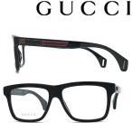 GUCCI グッチ メガネフレーム ブランド ブラック GUC-GG-0464O-002