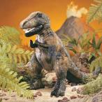 フォークマニス社のパペット ティラノサウルス