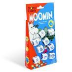北アイルランド クリエイティビティハブ社ボードゲーム ストーリーキューブス ムーミン(Rory's Story Cubes Moomin)
