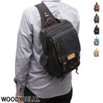 大型ワンショルダーボディーバッグ 両肩用 ショルダー 肩掛けかばん 2way 帆布バッグ メンズ コットンバッグ  鞄 カバン シンプル