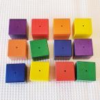 ジーナ社 sina ベビーキューブ 木製玩具 木のおもちゃ 知育玩具 出産祝い 積み木 つみき