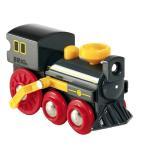 ブリオ BRIO オールドスチームエンジン 木のおもちゃ レールセット 電車 汽車