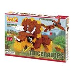 LaQ ラキュー ダイナソーワールド トリケラトプス&プテラノドン 恐竜