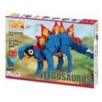 LaQ ラキュー ダイナソーワールド ステゴサウルス 恐竜 知育玩具 ブロック