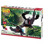LaQ ラキュー インセクトワールド キングビートル 昆虫 知育玩具 ブロック