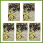 [NATURE REPUBLIC]ネイチャーリパブリック リアルネイチャー マスクシート オリーブ5枚 Real Nature Mask Sheet Olive 5 sheets