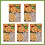 [NATURE REPUBLIC]ネイチャーリパブリック リアルネイチャー マスクシート オレンジ 5枚 Real Nature Mask Sheet Orange 5 sheets