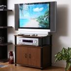 テレビ台 ローボード テレビボード テレビラック TV台 TVラック 収納 ハイタイプ 高い 薄型 小型 小さい 幅60 ブラウン ブラック