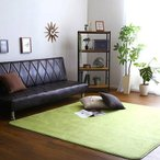ラグ カーペット じゅうたん ラグマット 絨毯 安い 厚手 北欧 おしゃれ あったか ふわふわ ふかふか 185×185 2.5畳 3畳 洗える マット リビング 部屋 床