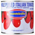 モンテベッロ ホールトマト 2.55kg
