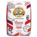 【ケース購入】CAPUTO(カプート)クオーコ サッコ・ロッソ ピッツァイオーロ小麦粉 950g(1kg)×10袋