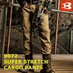バートル BURTLE 秋冬用 制電カーゴパンツ 9072 S〜3L メンズ 男性用 作業服 作業着 作業ズボン