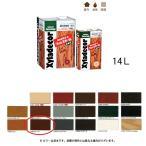 大阪ガスケミカル 木材保護塗料油性 キシラデコールフォレステージ #303 チーク 14L[取寄]
