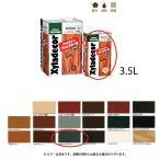大阪ガスケミカル キシラデコールフォレステージ #309 シルバグレイ 3.5L[取寄]
