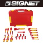SIGNET E81022絶縁工具セット[取寄]