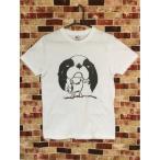 かわいい イラスト Tシャツ 犬 犬雑貨  狆 手描き風  猫とネコ犬