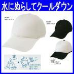 帽子 / キャップ / 作業帽子 / 作業用 / 作業服 / 作業着 / クールキャップ / 男女兼用 ポリエステル100%(ai-AZ-66307)