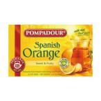 (まとめ)ポンパドール スパニッシュオレンジ2.2g 1箱(20バッグ)〔×20セット〕