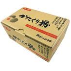 【送料無料】全農食品 片栗粉 3kg (1kgx3) コストコ 片栗粉 大容量 業務用 北海道産 馬鈴しょでん粉