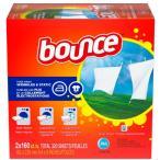 バウンス ドライヤーシート 乾燥機用柔軟剤 320枚 柔軟効果 しわ 静電気防止 Bounce Dryer Sheets 乾燥時専用