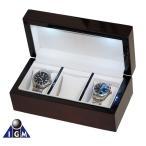 IGIMI(イギミ)『時計3本 収納ボックス』
