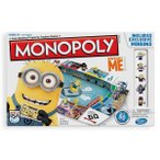 Monopoly モノポリー 怪盗グルーのミニオン危機一発 Despicable Me 2 Board Game