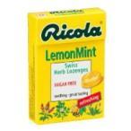 リコラ シュガーフリーBOX レモンミントハーブキャンディー