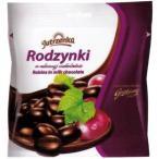 ユチシェンカ レーズンミルクチョコ