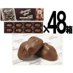 ショッピングハワイ ハワイアンホスト マカダミアナッツチョコ4oz(8粒)×48箱セット
