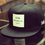 キャップ 帽子 ストリート メンズ 大きいサイズ 黒 BROOKLYN BOX レディース ブラック 収納