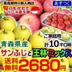 りんご 訳あり ジュース用 青森 大玉 サンふじ 5キロ箱 お取り寄せ グルメ 訳あり 食品 フルーツ サンふじ 約5kg 送料無料