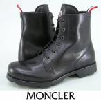 クリアランスSALE/モンクレール MONCLER メンズ ブーツ VANCOUVER 0040700 07528 ブラック/999/1617aw