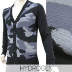 ショッピングハイドロゲン ハイドロゲン HYDROGEN メンズ カーディガン 190100 ブラック/カモフラ/007/1617aw/セール
