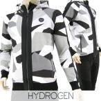 ショッピングハイドロゲン ハイドロゲン HYDROGEN メンズ ジップパーカー 200636 グレー系カモフラ/282/ラグラン/ユニセックス/ストレッチ/17ss