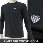 プライスダウン/エンポリオアルマーニ エアセッテ/EMPORIO ARMANI EA7 メンズ長袖Tシャツ 3YPTL9 PJ20Z  ブラック/1200/ストレッチ/17ss