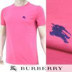 バーバリー BURBERRY London England メンズ Tシャツ 4042918 ダスキーピンク/DUSKY PINK/半袖/17ss