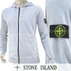 ストーンアイランド STONE ISLAND メンズ ジップパーカー 661565260 ペールグレー/V0161/17ss