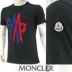 5月22日 新入荷/モンクレール MONCLER  メンズ Tシャツ 8035050 8390T ブラック/999/17ss